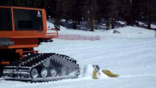 Tucker Sno-Cat - Tiller Part (2)