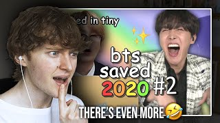 Download THERE'S EVEN MORE! (BTS were WILD in 2020 #2 | Reaction/Review)