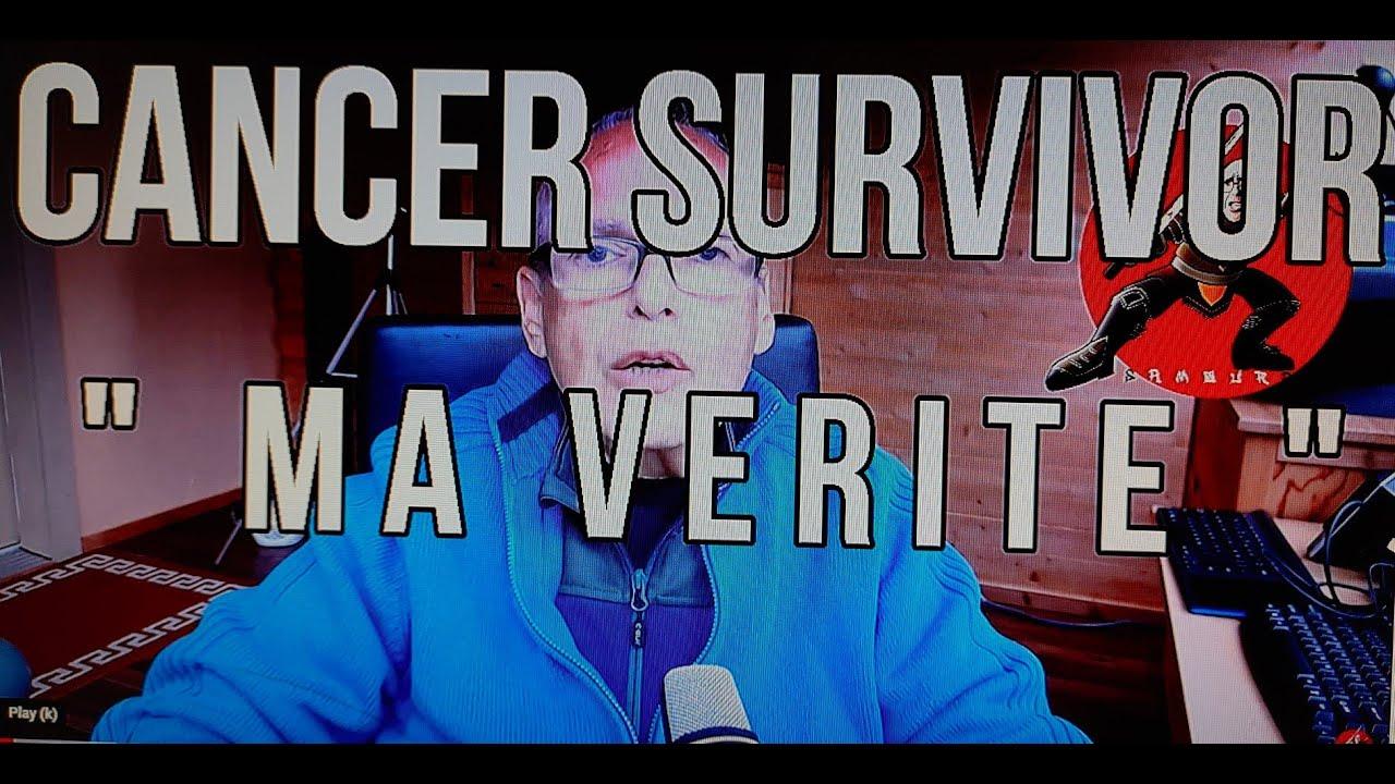 Download Cancer Survivor, ma compréhension du cancer. Symptomes et Causes ?
