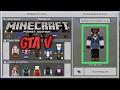 Скины GTA 5 для Minecraft PE 1.0.2