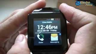 IKWEAR IK8 Smartwatch: Unboxing and Review/Test - ElectroFame