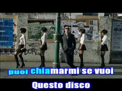 Giuliano Palma - Pensiero d'amore (karaoke).avi