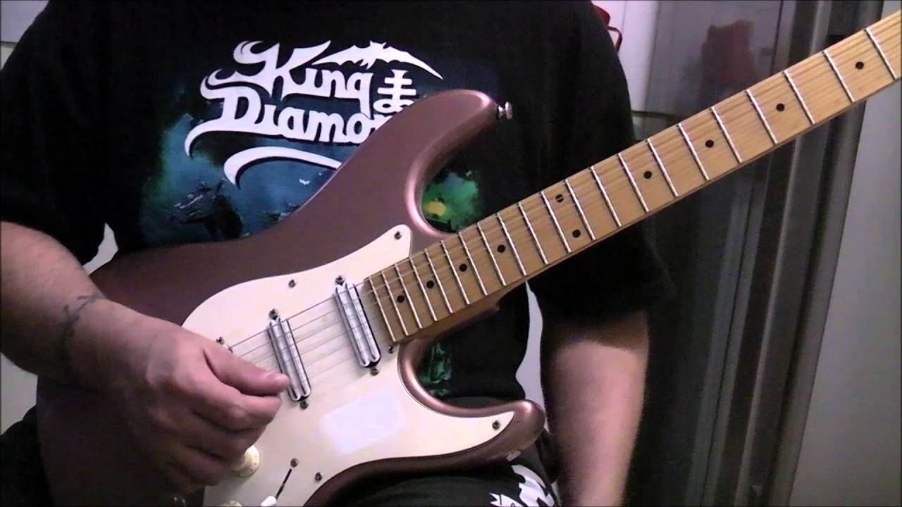 george lynch two pentatonic boxes with loop control youtube