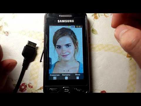 Обзор Samsung S5230 - как установить виджеты