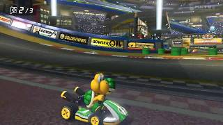 Mario Kart 8 TV - Mario Kart Stadium (50cc)