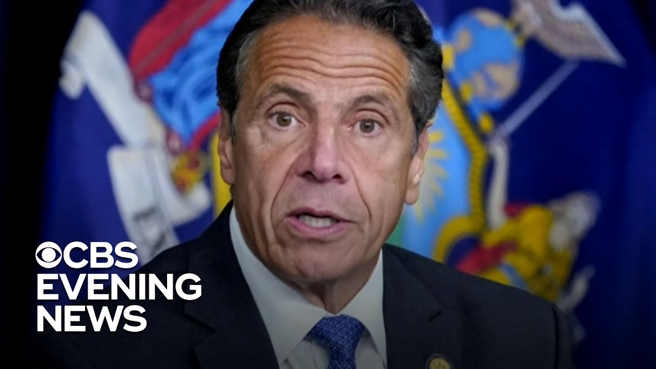 Gov. Andrew Cuomo resigns over sexual harassment allegations