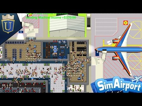 SimAirport | International Airport | Part 6
