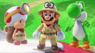 Captain Toad Treasure Tracker Gameplay