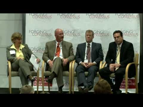 Forging a New Consensus, National Strategy Session, Mountain West Leaders Panel