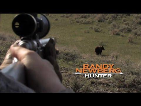 Black Bear Cartridges And Calibers By Randy Newberg, Hunter