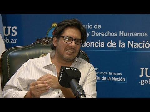 El Ministro Germán Garavano habló sobre la baja en edad de imputabilidad
