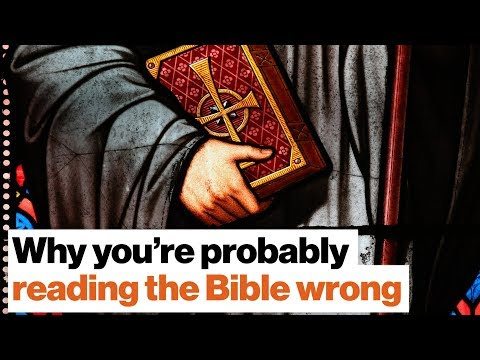 Why you're probably reading the Bible wrong | Rob Bell
