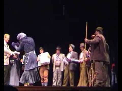 "Befanata 2009 - Teatro degli Industri -  Grosseto - "" Gruppo Folk Mangia e Bevi "" ."