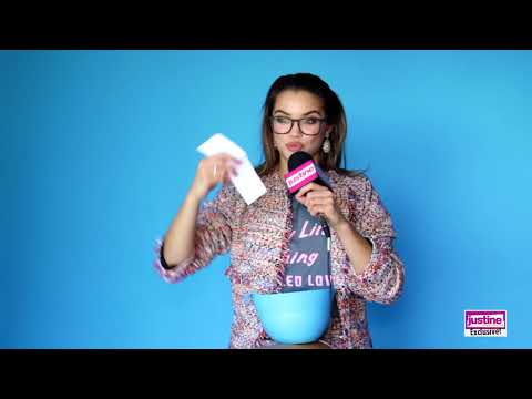 """Justine Magazine: Paris Berelc Plays """"Best & Worst of High School"""" Game! from YouTube · Duration:  3 minutes 39 seconds"""