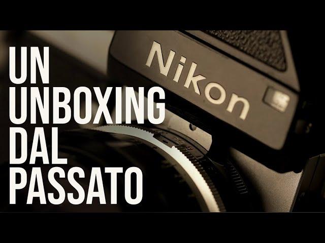 Nikon F2 - fotografia analogica