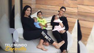 Cristiano Ronaldo cambió su testamento ¿y dónde quedó Georgina? | Telemundo Deportes