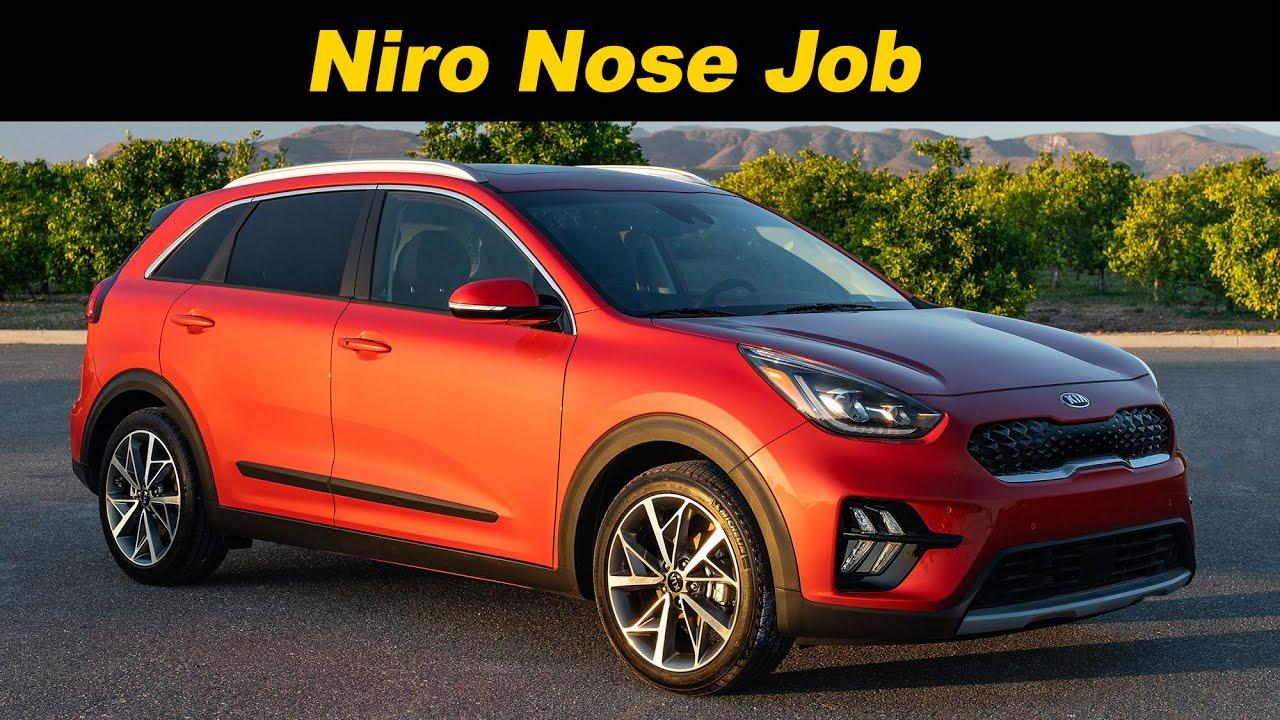 2020 Kia Niro Versatile Hybrid Suv Kia S Spacious Hybrid Crossover