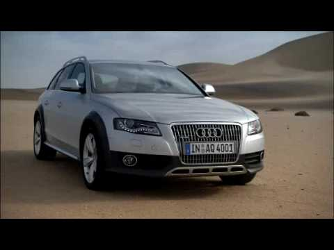 New Video Audi A4 allroad quattro 2010