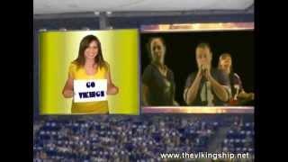 Minnesota Vikings Parody Music Video:  Detroit Will Get Beat (2012 Week 4)