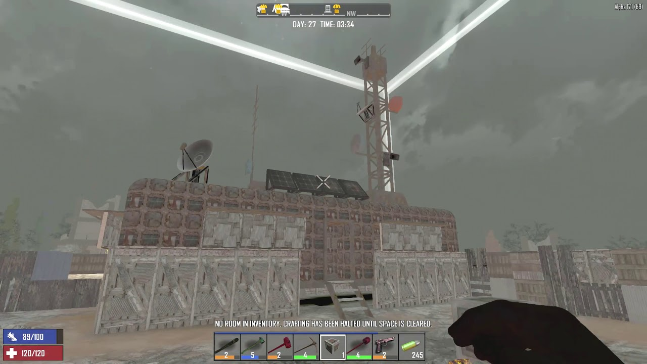How To Stop Zombies From Spawning In Your Base 7 Days To Die