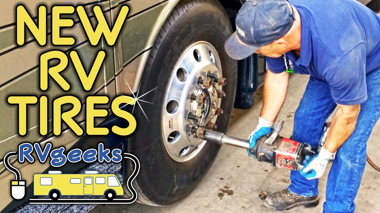 Best RV Tire Reviews 2019: Top 13+ Recommended