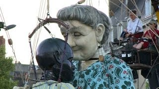 Royal de Luxe : la rencontre