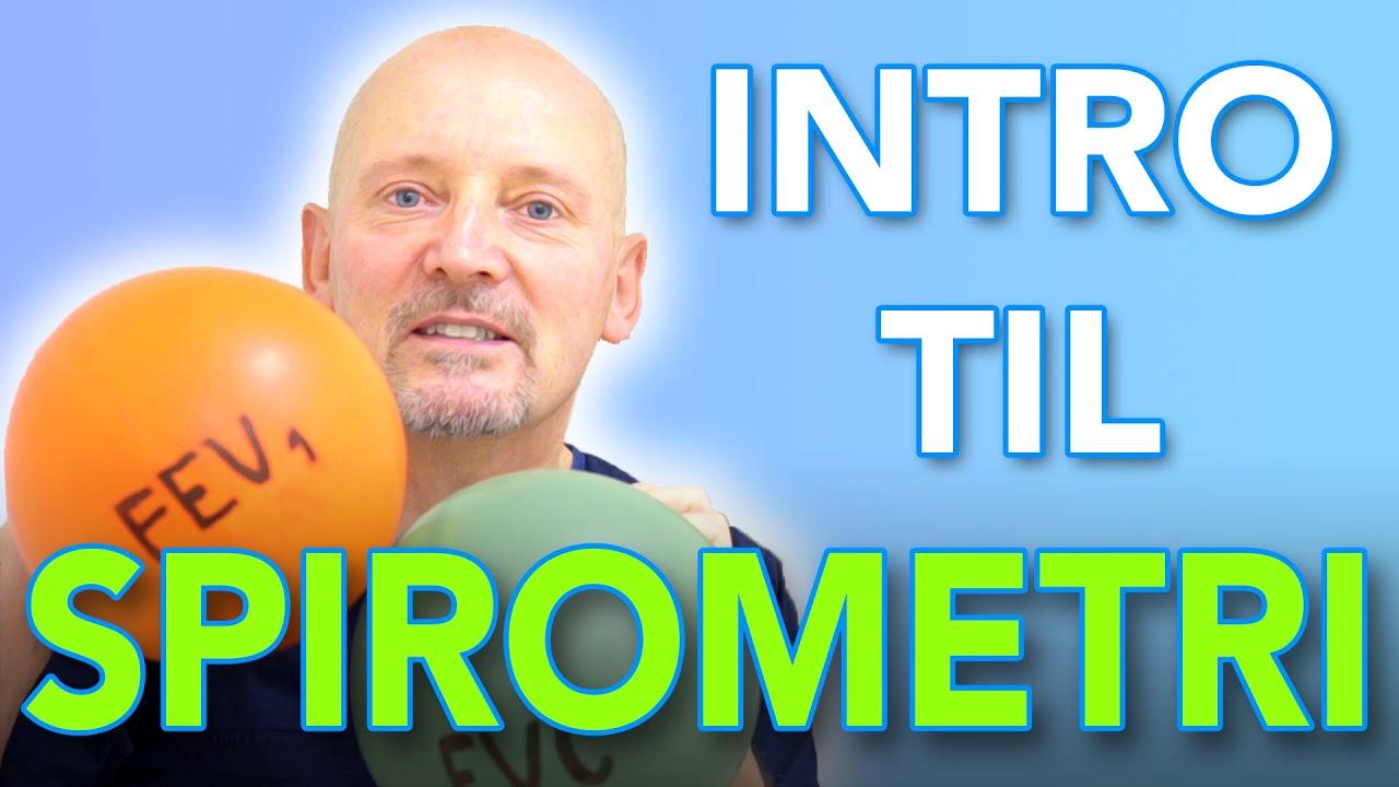 Ny webinar intro til spirometri