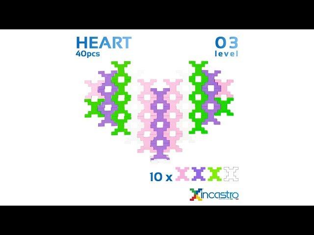 INCASTRO | Level 3 | Heart