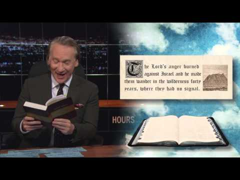 Real Time with Bill Maher: Millennial Bible – King James Franco Edition (HBO)