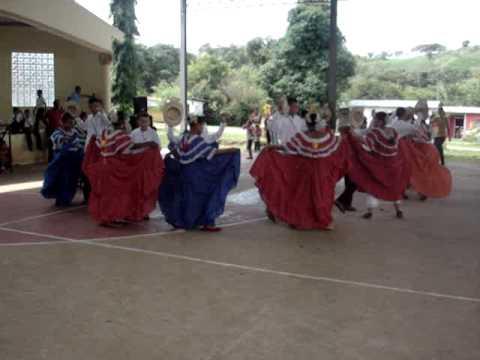 Bailes tipicos en atalaya veraguas panama youtube