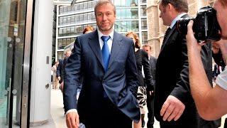 Роман Абрамович - Российский олигарх / Roman Abramovich - the Russian oligarch