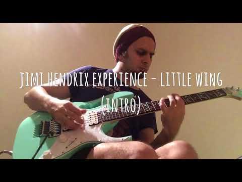 Jimi Hendrix Experience - Little Wing (Intro)