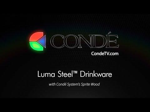 Condé Luma Steel™ Drinkware