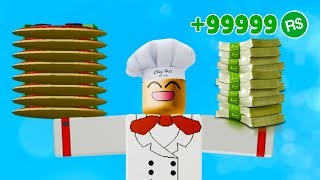 Making the MOST SUCCESSFUL restaurant! // Roblox