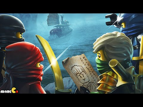 LEGO Ninjago Tournament - Master Chen's Arena Boss Battling Gameplay ...