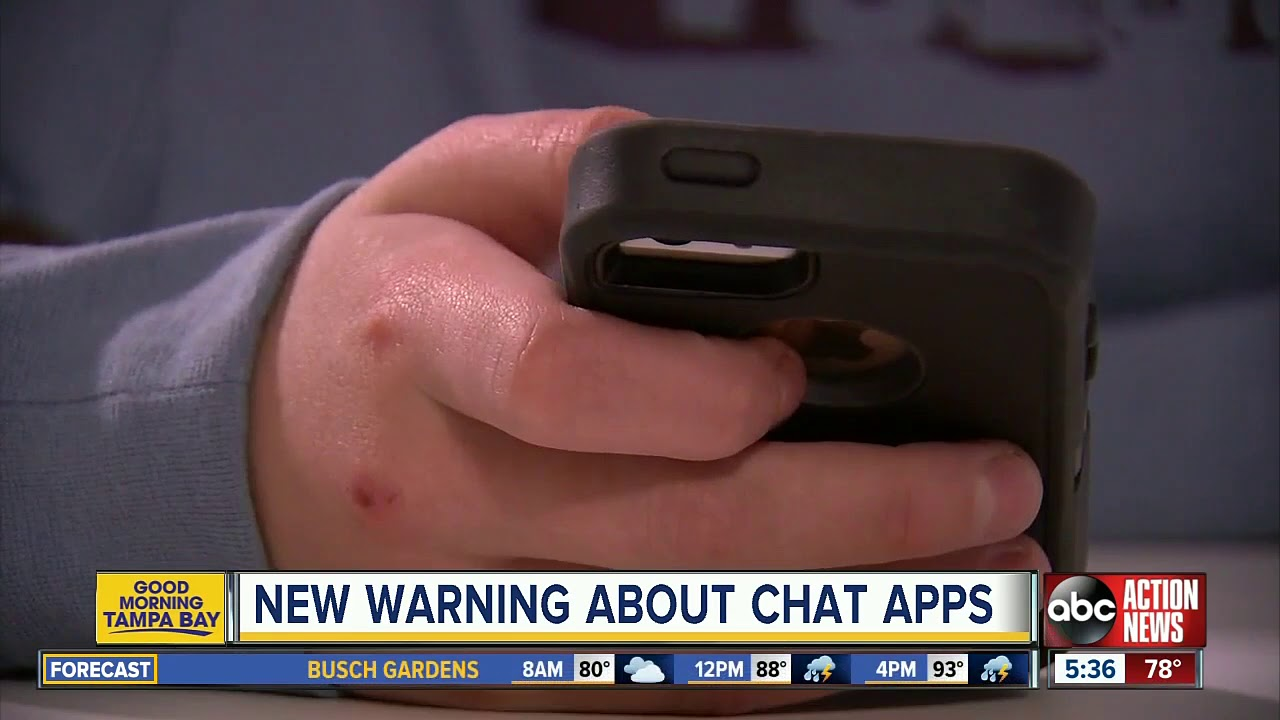 Dangerous social media apps parents need to know about