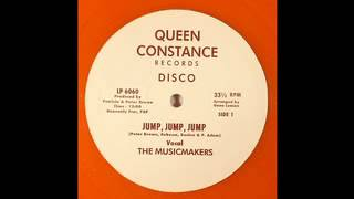 The Music Makers-  Jump, Jump, Jump (Rare Disco)