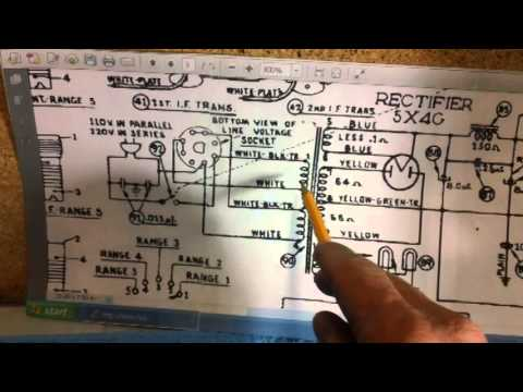 Philco model 37-2670 repair and restoration (Part 3 of 34)