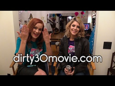 DIRTY 30 MOVIE BEHIND THE SCENES | PART 2