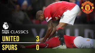 Manchester United 3-0 Tottenham Hotspur (14/15) | Premier League Classics | Manchester United
