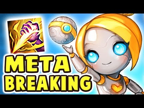 1000+ AP META BREAKING ORIANNA JUNGLE | FASTEST 1-SH0T EVER | WHAT IS THIS DAMAGE ?? - Nightblue3