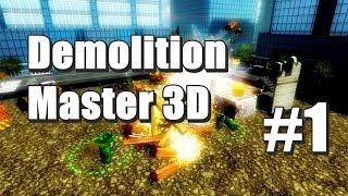 Demolition Master 3D - Das absolute Schrott-Spiel