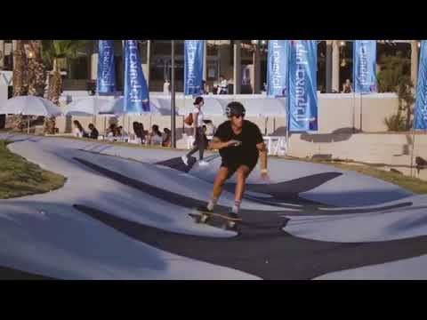 Carver Surfskate Park Israel