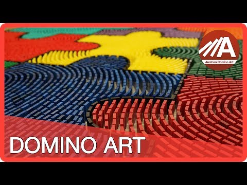 Thumbnail: 200,000 DOMINOES - TDT 2014 - The Childhood