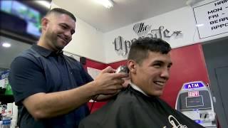 Camp Life : Oscar Valdez   Episode 1