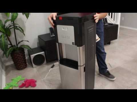 Whirlpool Bottom Load Water Cooler and Heater Review [8LIECH-SC-SSF-P5W]