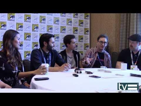 Adventure Time Season 7 Interview: Jeremy Shada, John DiMaggio, Olivia Olson,, Tom Kenny & Adam Muto