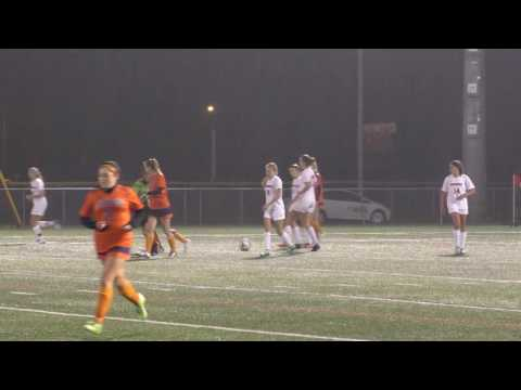 Girls Varsity Soccer Baldwinsville VS Liverpool 10/29/2016 (Sectional Finals)