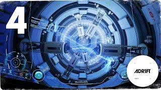 HAN-IV SOLARIS. Эдвардс, убежавший от прошлого ? Adr1ft #4