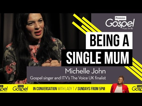 Michelle John: Challenges of being a working mother // Premier Gospel